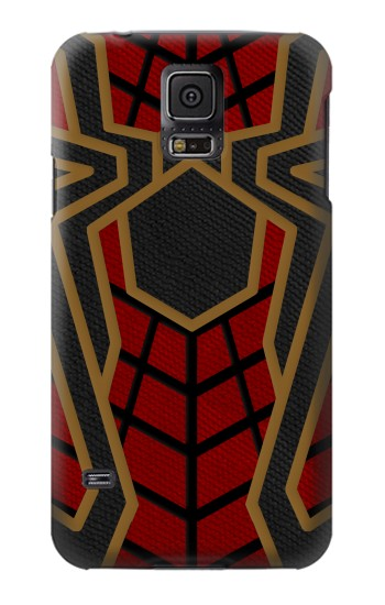Printed Spiderman Inspired Costume Samsung Galaxy S5 Case