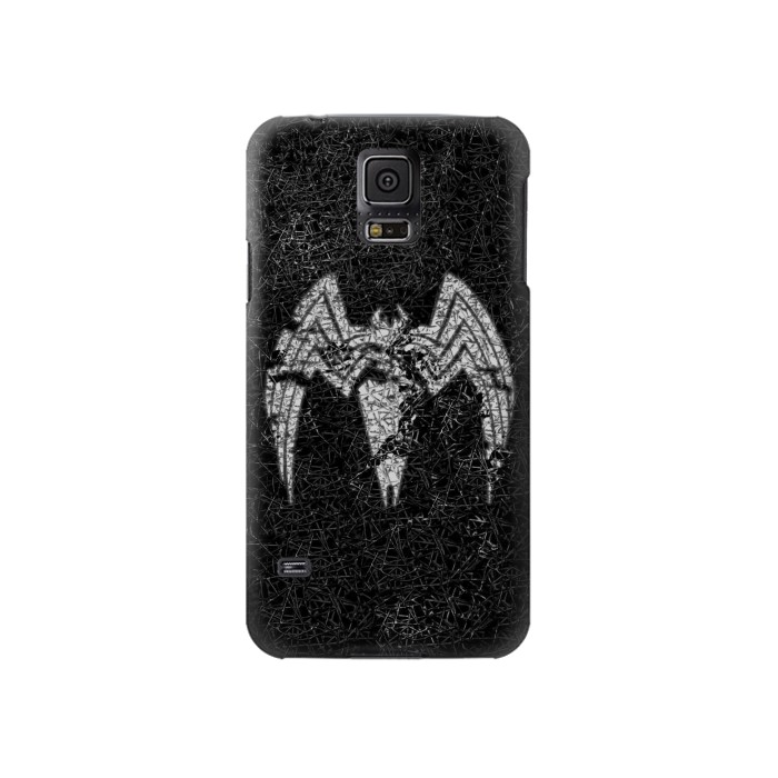 Printed Venom Inspired Costume Samsung Galaxy S5 Case