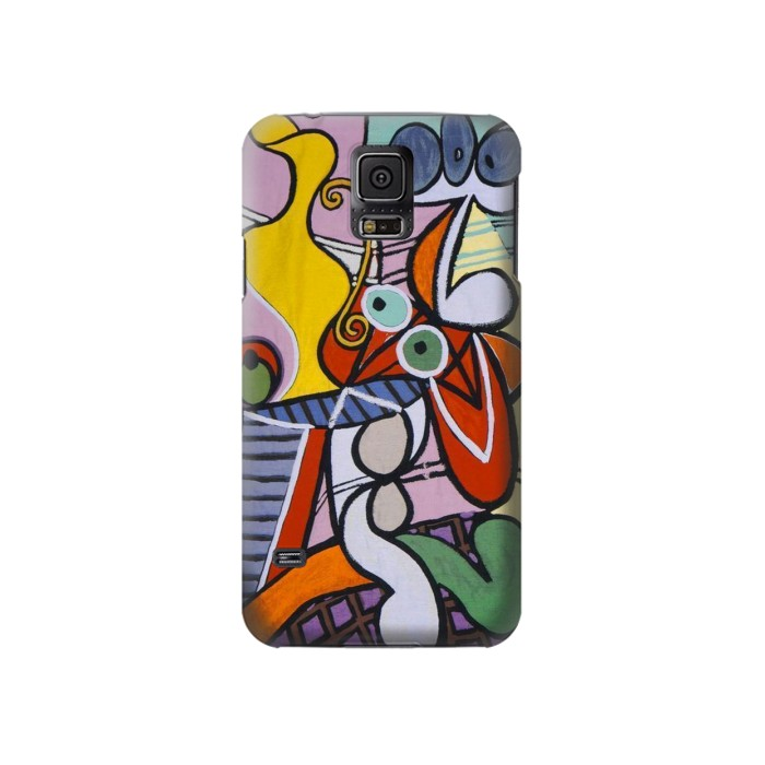 Printed Picasso Nude and Still Life Samsung Galaxy S5 Case