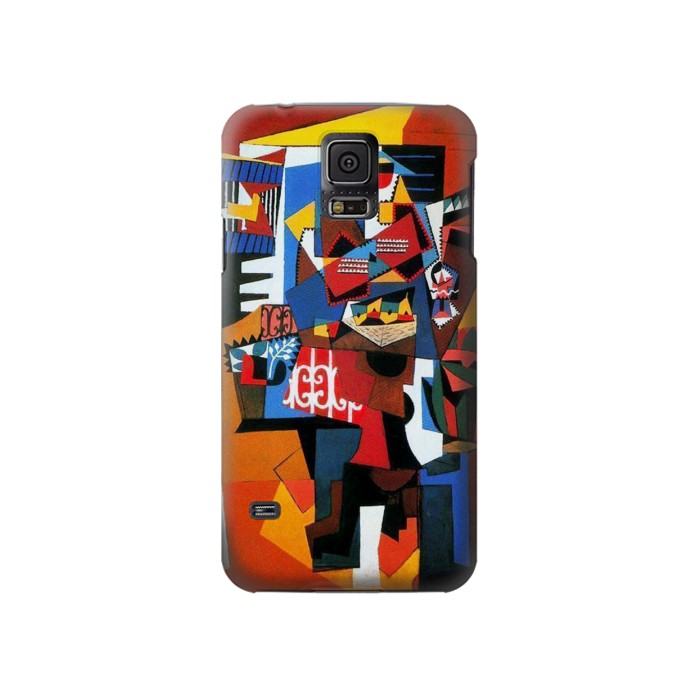 Printed Picasso The Bird Cage Samsung Galaxy S5 Case