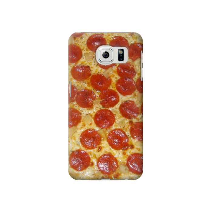 Printed Pizza Samsung Galaxy S6 Case