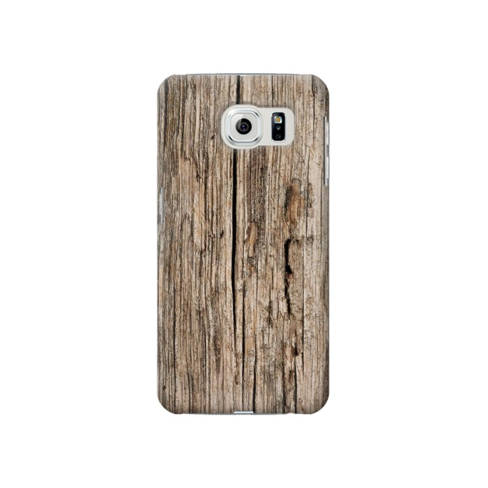 Samsung Galaxy S6 Wood Case Cover