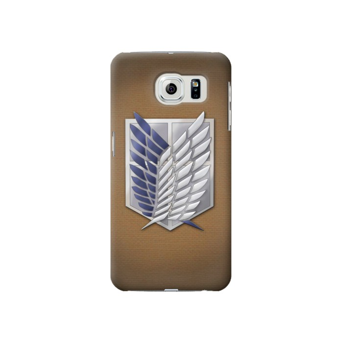 Samsung Galaxy S6 Recon Troops Attack on Titan Case Cover