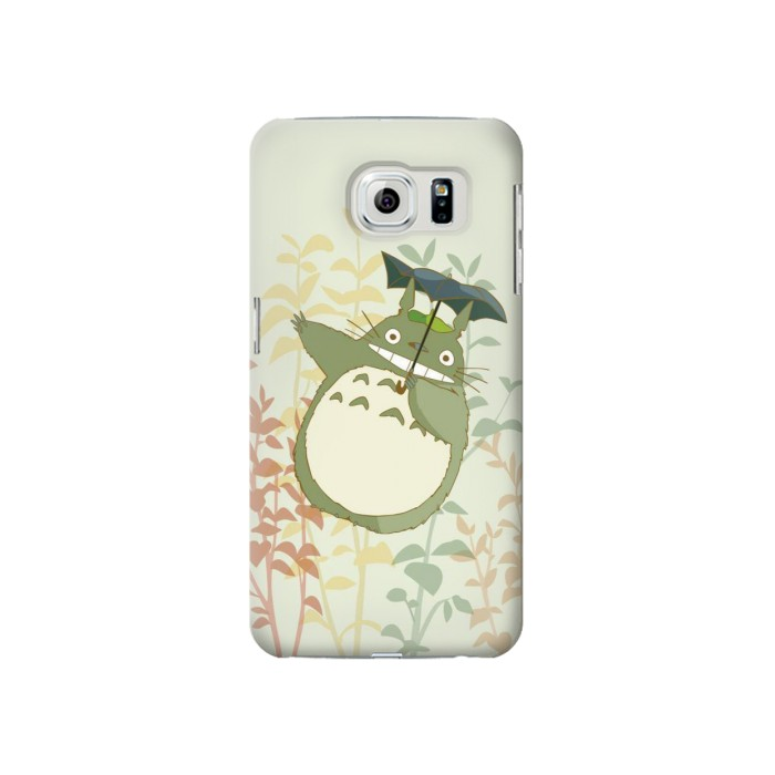Printed My Neighbor Totoro Samsung Galaxy S6 Case