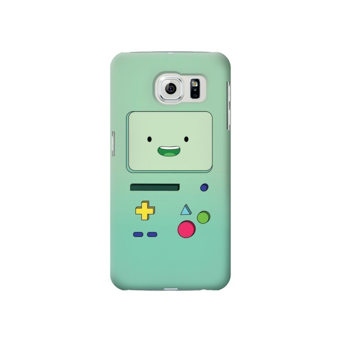 Printed Adventure Time Bibo Samsung Galaxy S6 Case