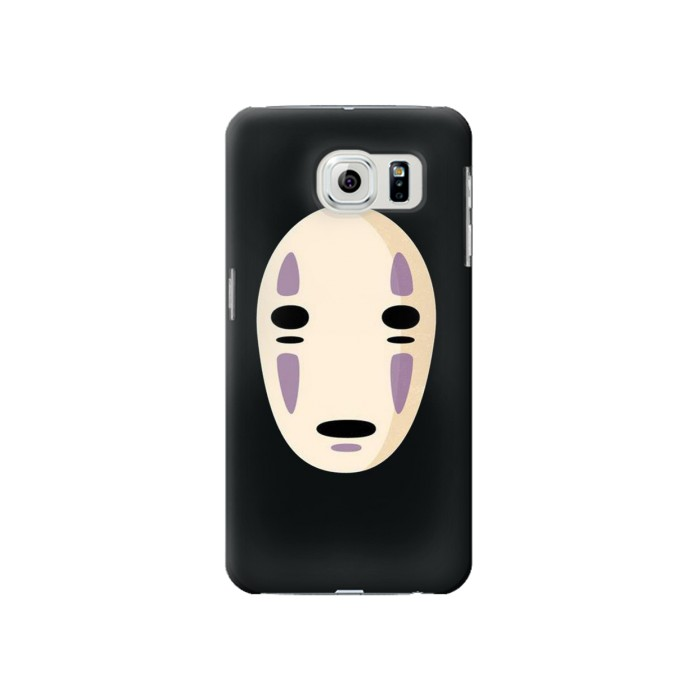 Printed Spirited Away No Face Samsung Galaxy S6 Case