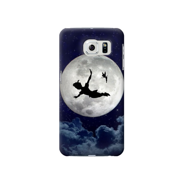 Printed Peter Pan Samsung Galaxy S6 Case