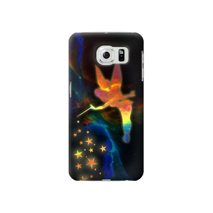 Samsung Galaxy S6 Tinkerbell Magic Sparkle Case Cover