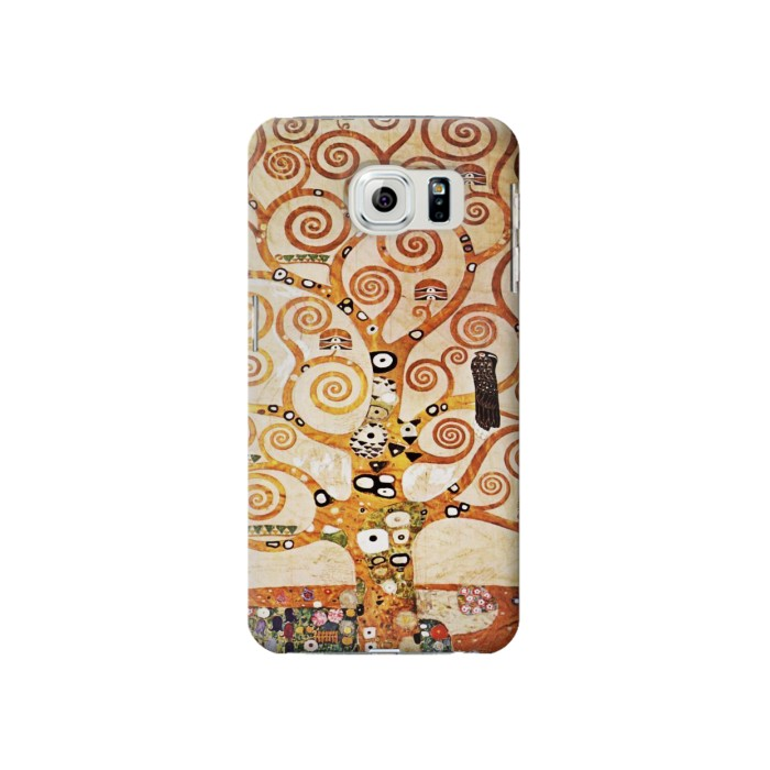 Samsung Galaxy S6 The Tree of Life Gustav Klimt Case Cover