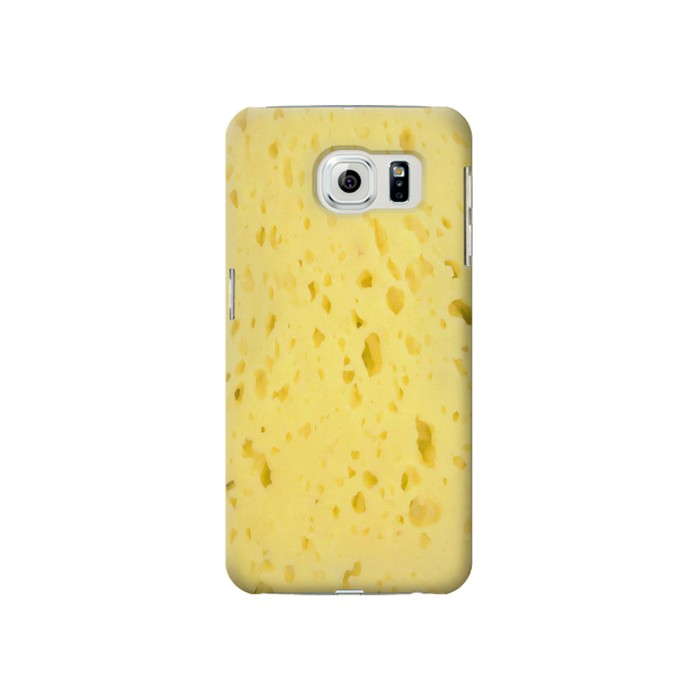 Printed Cheese Texture Samsung Galaxy S6 Case