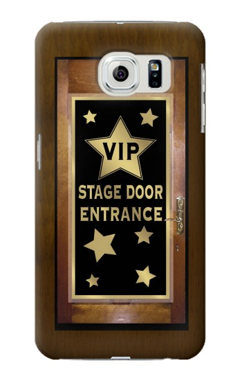 Printed VIP Stage Door Entrance Samsung Galaxy S6 Case