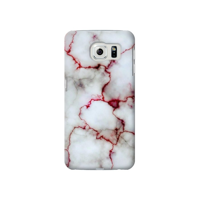 Printed Bloody Marble Samsung Galaxy S6 Case