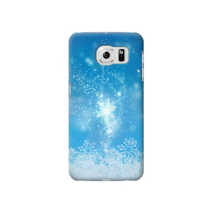 Printed Snow Spell Magic Samsung Galaxy S6 Case