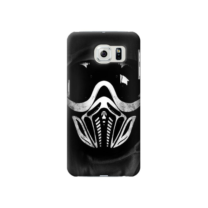 Printed Paintball Mask Samsung Galaxy S6 Case