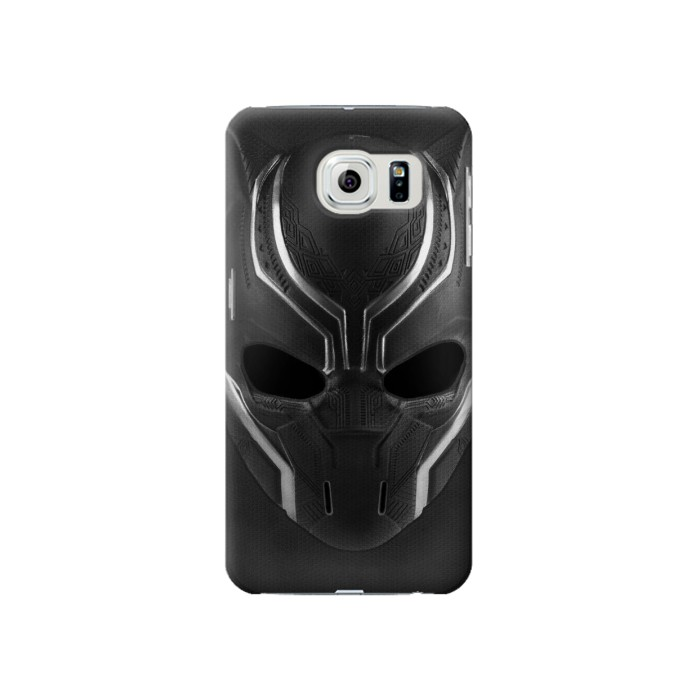 Printed Black Panther Mask Samsung Galaxy S6 Case
