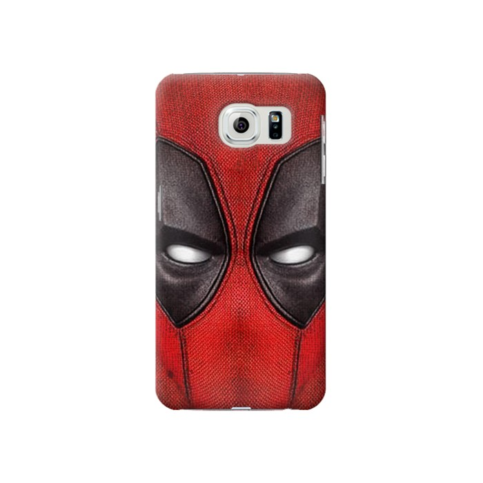 Samsung Galaxy S6 Deadpool Mask Case Cover