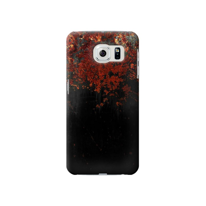 Printed Rusted Metal Texture Samsung Galaxy S6 Case