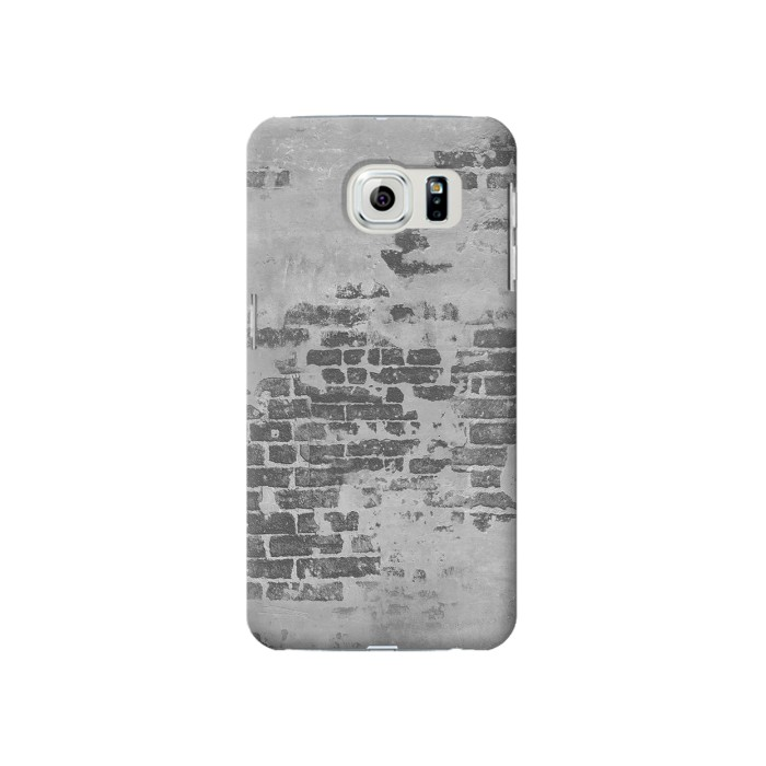Printed Old Brick Wall Samsung Galaxy S6 Case