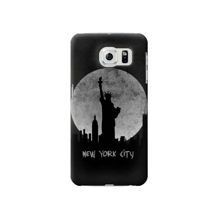 Samsung Galaxy S6 New York City Case Cover