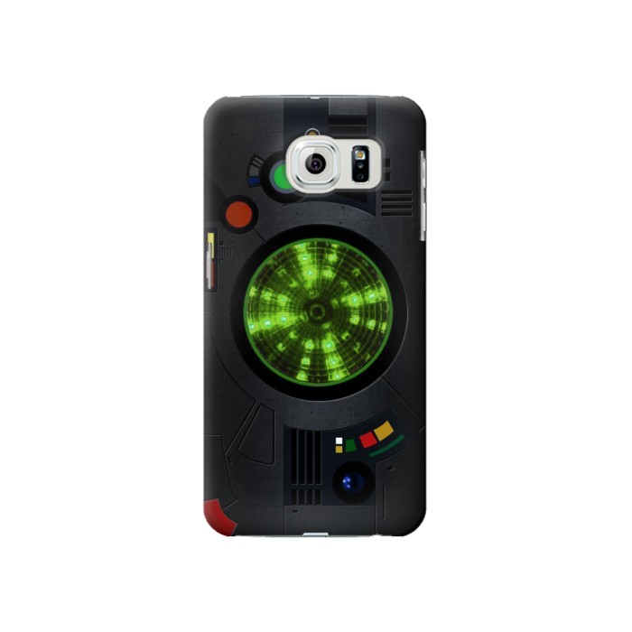 Printed Shadow Moon Kamen Rider Black Belt Samsung Galaxy S6 Case
