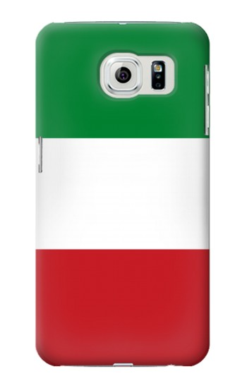 Printed Flag of Italy and Mexico Samsung Galaxy S6 Case