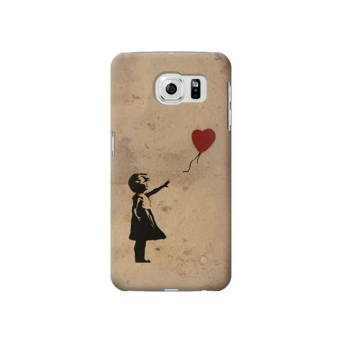 Printed Girl Heart Out of Reach Samsung Galaxy S6 Case