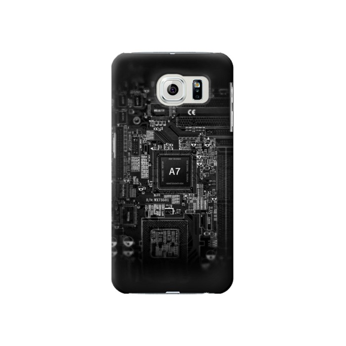 Printed Mobile Phone Inside Samsung Galaxy S6 Case