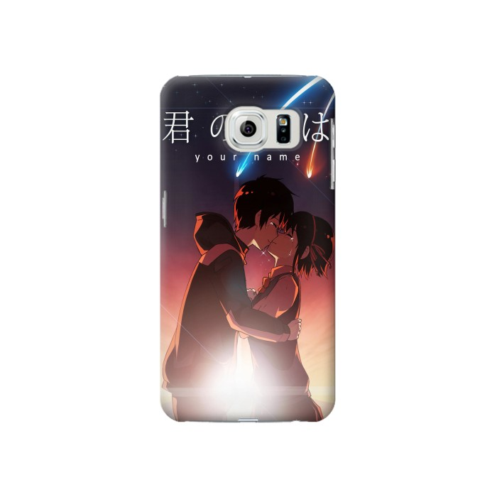 Printed Your Name I Will Be Searching For You Samsung Galaxy S6 Case