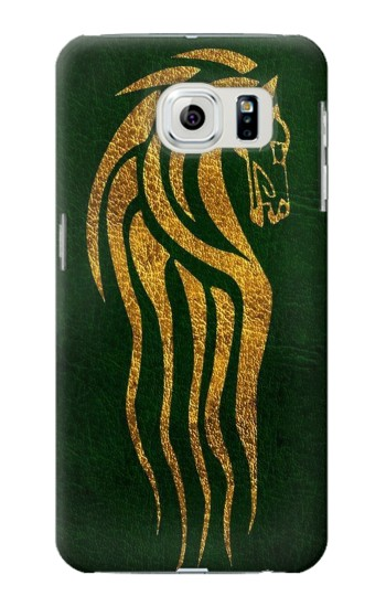 Printed Lord of The Rings Rohan Horse Flag Samsung Galaxy S6 Case