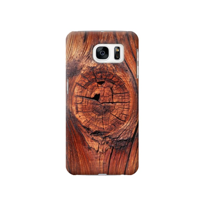 Printed Wood Samsung Galaxy S7 Case