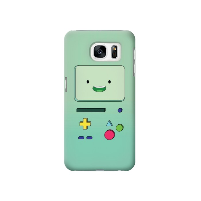 Printed Adventure Time Bibo Samsung Galaxy S7 Case