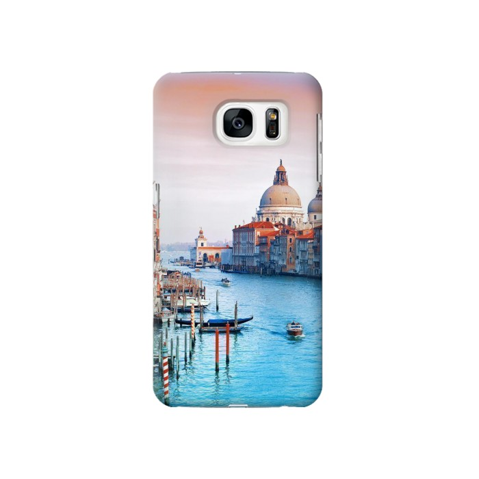 Printed Beauty of Venice Italy Samsung Galaxy S7 Case
