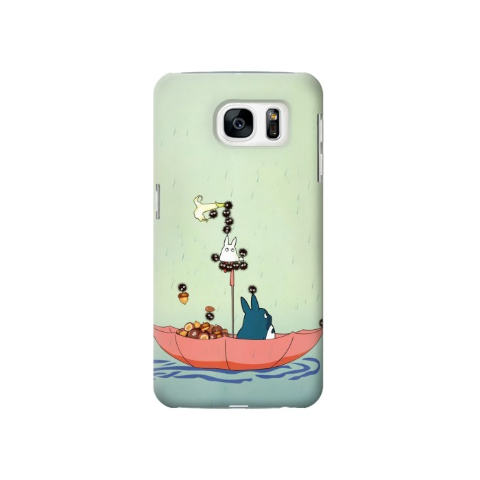 Printed My Neighbor Totoro Samsung Galaxy S7 Case