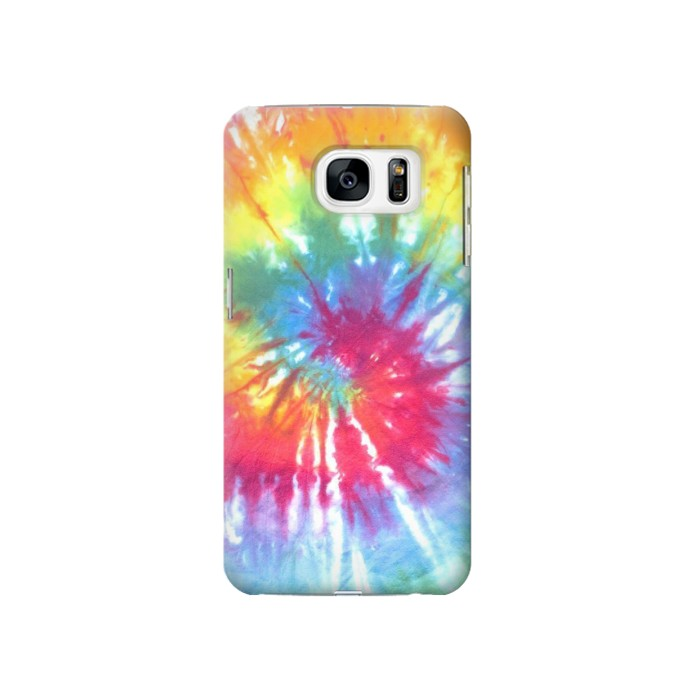 Printed Tie Dye Colorful Graphic Printed Samsung Galaxy S7 Case