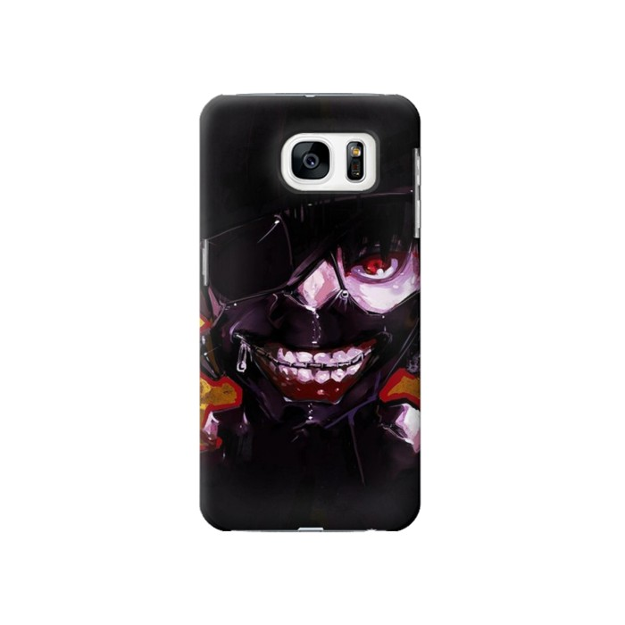 Printed Tokyo Ghoul Mask Samsung Galaxy S7 Case