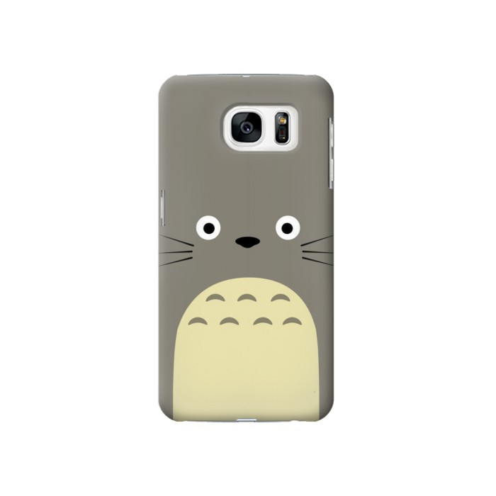 Printed My Neighbor Totoro Minimalist Samsung Galaxy S7 Case