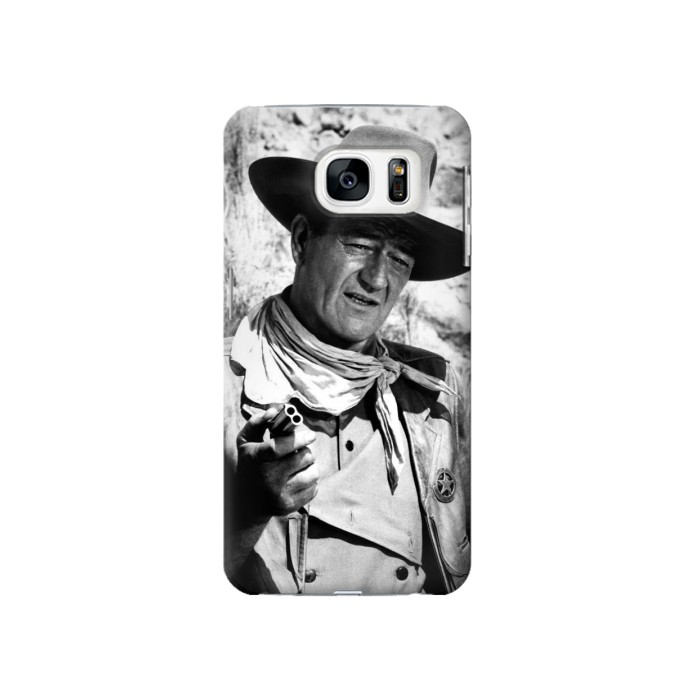 Printed John Wayne The Searchers Samsung Galaxy S7 Case