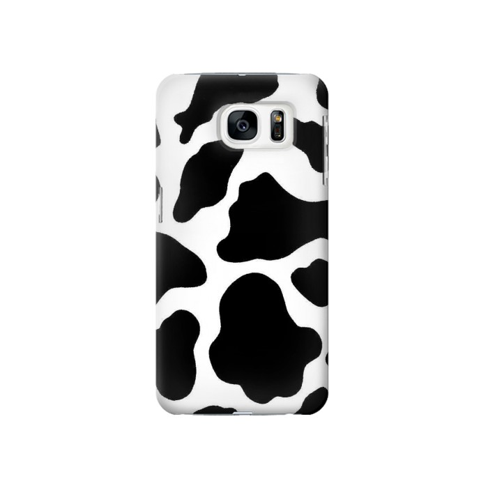 Printed Seamless Cow Pattern Samsung Galaxy S7 Case