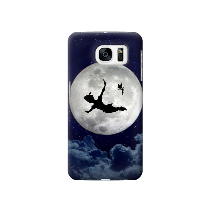 Printed Peter Pan Samsung Galaxy S7 Case
