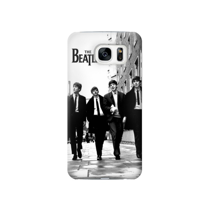 Printed The Beatles in London Samsung Galaxy S7 Case
