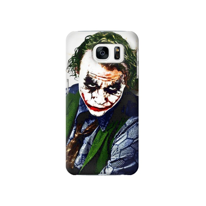 Printed Joker Samsung Galaxy S7 Case