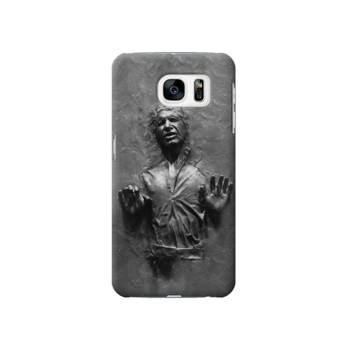 Printed Han Solo Frozen in Carbonite Samsung Galaxy S7 Case