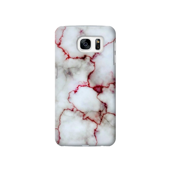 Printed Bloody Marble Samsung Galaxy S7 Case