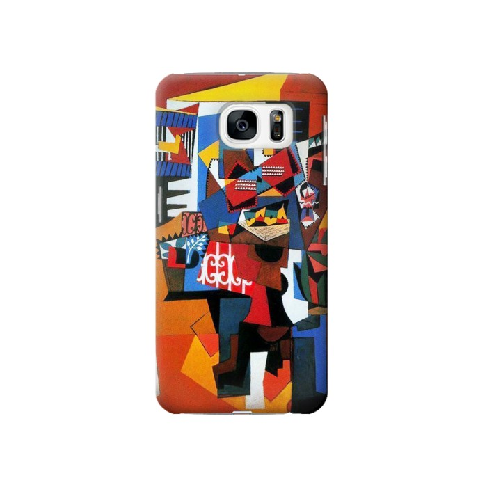 Printed Picasso The Bird Cage Samsung Galaxy S7 Case