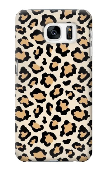 Printed Fashionable Leopard Seamless Pattern Samsung Galaxy S7 Case