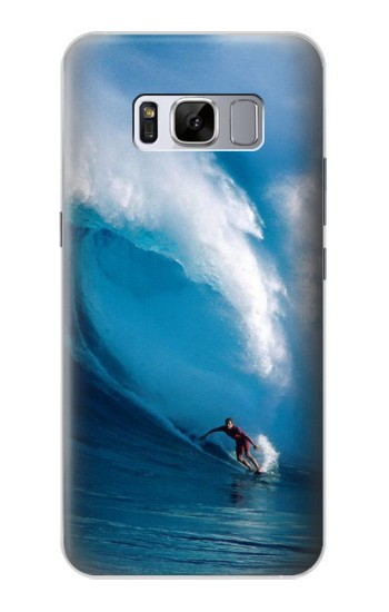 Printed Hawaii Surf Samsung Galaxy S8 Case