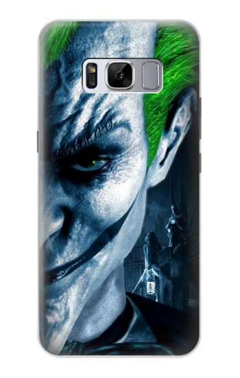 Printed Joker Samsung Galaxy S8 Case