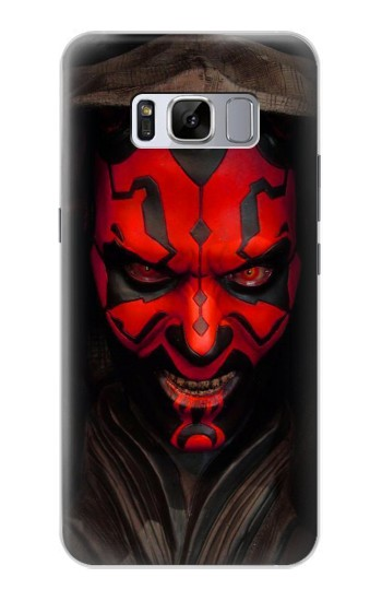 Printed Darth Maul Samsung Galaxy S8 Case