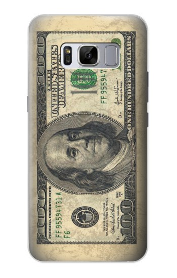 Printed Money Dollars Samsung Galaxy S8 Case