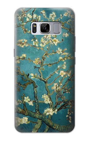 Printed Blossoming Almond Tree Van Gogh Samsung Galaxy S8 Case